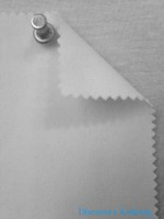 750-N-OP Nylon Interlock Optical White