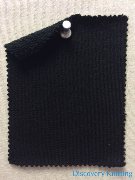 777 LBT-WCPM-Blk Mercerized Merino Wool, Cotton Poly Modal BLACK