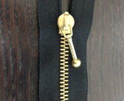 ZP-57 Short Black/Antique Gold TOP