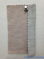 PS 327 LBG-MP-PkGM  Pink Shell Grey Melange Loopback w grey melange loop