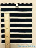 """7817 -S 71-AVE-CN Lycra Stripe Jersey 1/2"""" x 1/4"""""""