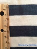 029 S-AVE-TreEc  Tree/Ecru Stripe w Ruler CM