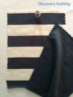 Comb 029 S-AVE-TreEc Tree/Ecru Stripe and 029-AVE-Pet  Petrol Solid Colour