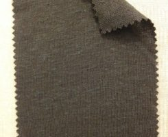 315-VL-EGry  Viscose Linen Jersey Earth Grey