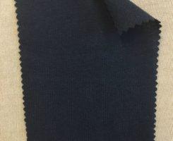 626-OG-MidBlu Organic Jersey Midnight Blue # 40999