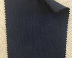 641 LB-OG-MidBlu Organic Loopback Midnight Blue # 40999