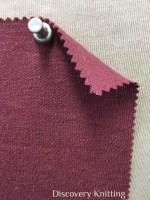 872-VL -DRos Viscose Linen Jersey DRY ROSE # 41165
