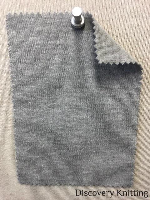 55b4d3c62c7 Interlock ~Organic Cotton-Grey Melange # 11-In Stock - Discovery ...