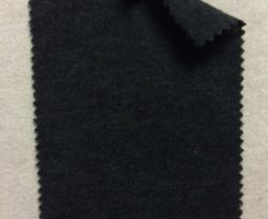 493 -KPS Tencel Poly Silk Jersey, Charcoal Melange