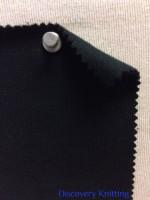 915 FT-OG-Blk Organic Fleece BLACK