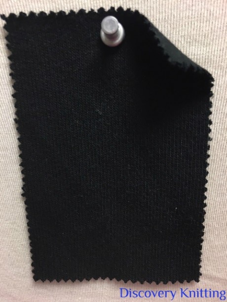 919-OG-Blk CORDUROY KNIT Black