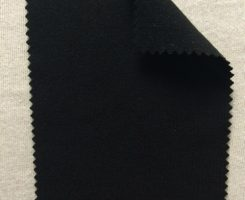 866-PE-Blk  96% SIro Poly 4% Lycra Jersey BLACK