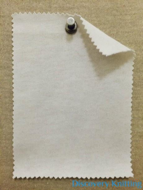 880-OG-OP  Organic Cotton Jersey OPTICAL WHITE