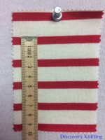 723 S-OGC Organic Breton Stripe Jersey CM RULER