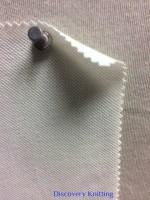 474-OG-RW Organic Cotton Pique Raw White
