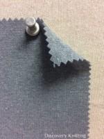 813-PCKE-DGrey 1x1 Lycra Rib Denim Grey 51088