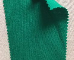 626 T-OG-Grn Organic Cotton Jersey EMERALD # VER 35