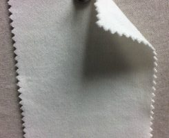 934 -EFC English Fine Cottons SUPIMA INTERLOCK Raw White