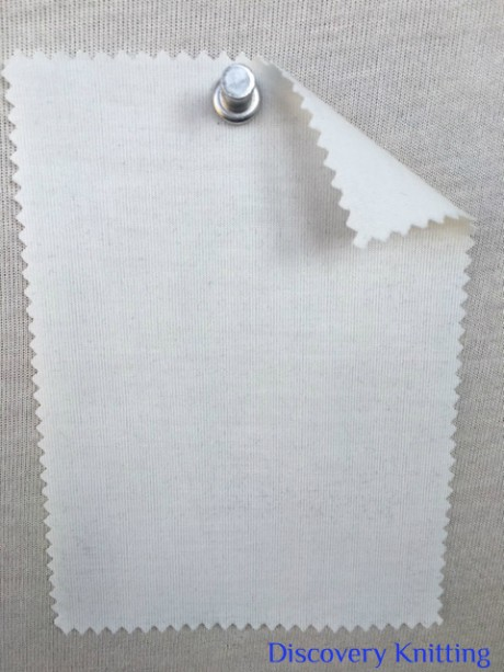 866-PE-SN Poly Lycra Jersey SCOUR NATURAL (Looks Creamy White)