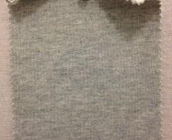 608 LBG-OG Organic Cotton Heavy Loopback GREY MELANGE
