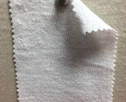 961-VL  Viscose LINEN Jersey OPTICAL WHITE