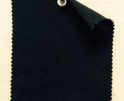 290-OG Organic Cotton Rugby Jersey BLACK