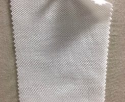365-OG Organic Combed Cotton Heavy Pique OPTICAL WHITE