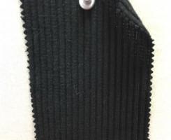 1006-OGE-Blk New Heavy Chunky 2x1 Rib BLACK